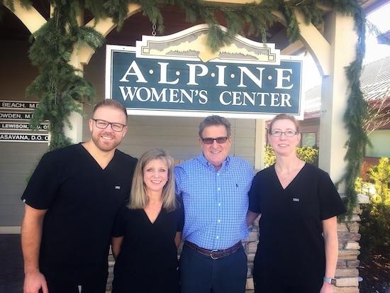 Women's Healthcare Whitefish Kalispell Montana
